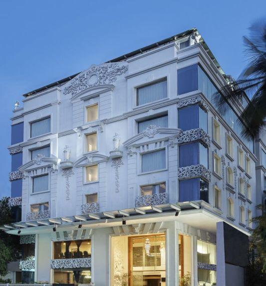 Facade-La Marvella A Sarovar Premiere Hotel Bangalore 1 cgxs2r
