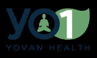 YO1 Logos YO1 YOVAN HEALTH PNG
