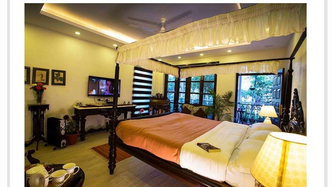 Room Shaheen Bagh Resort Dehradun