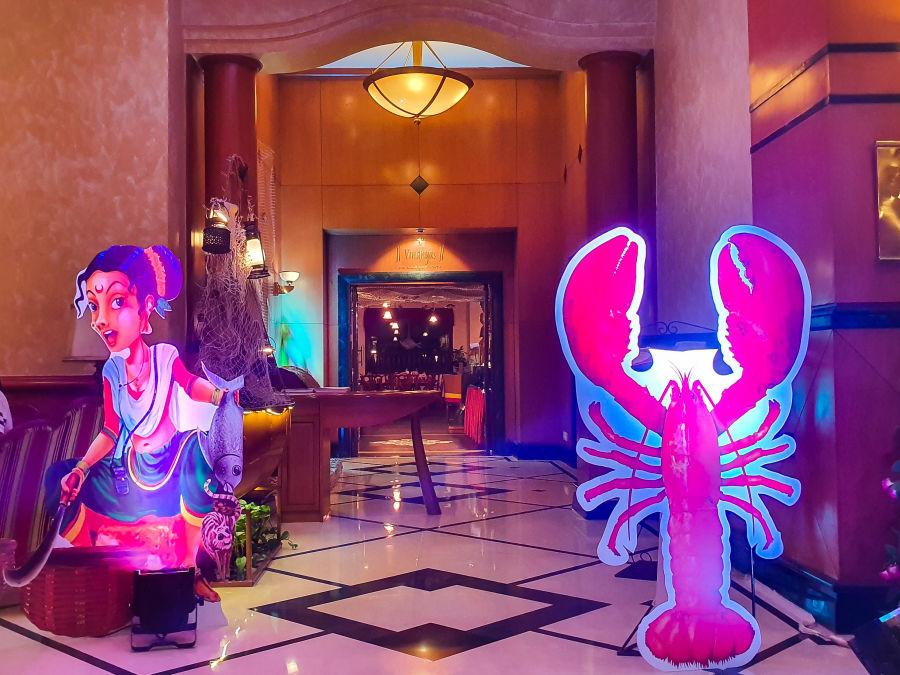 alt-text Restaurant in Vile Parle, Orchid Hotel Mumbai Vile Parle, Hotel Near Mumbai Airport 118