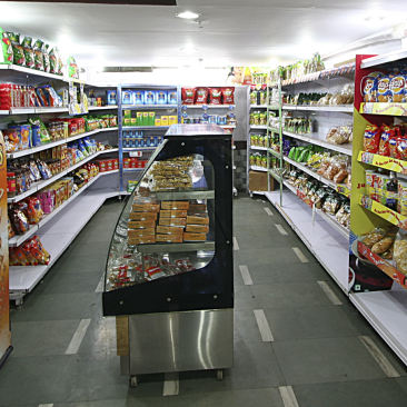 Supermarket, Hotel Southern, Hotel in New Delhi