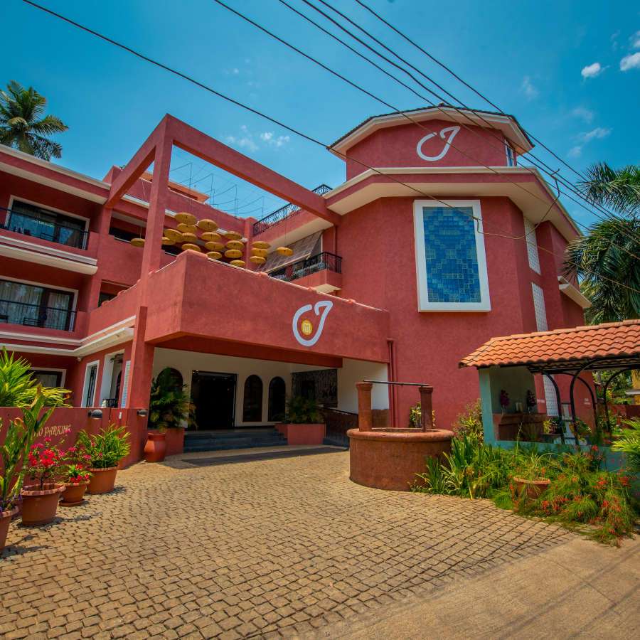 alt-text Jasminn South Goa Hotel in Betalbatim, Hotel in South Goa, Hotel near Betalbatim Beach, Hotel in Goa 4