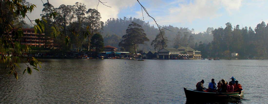 Kodaikanal Lake, The Carlton Kodaikanal,  Hotel Near Kodaikanal Lake