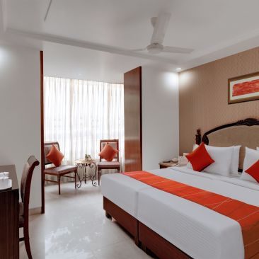 Room | Hotel Suba Palace, Mumbai 3