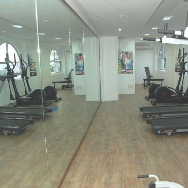 Gym at Floatel Kolkata Kolkata  Hotel Facilities in Kolkata  Hotels in Kolkata 1