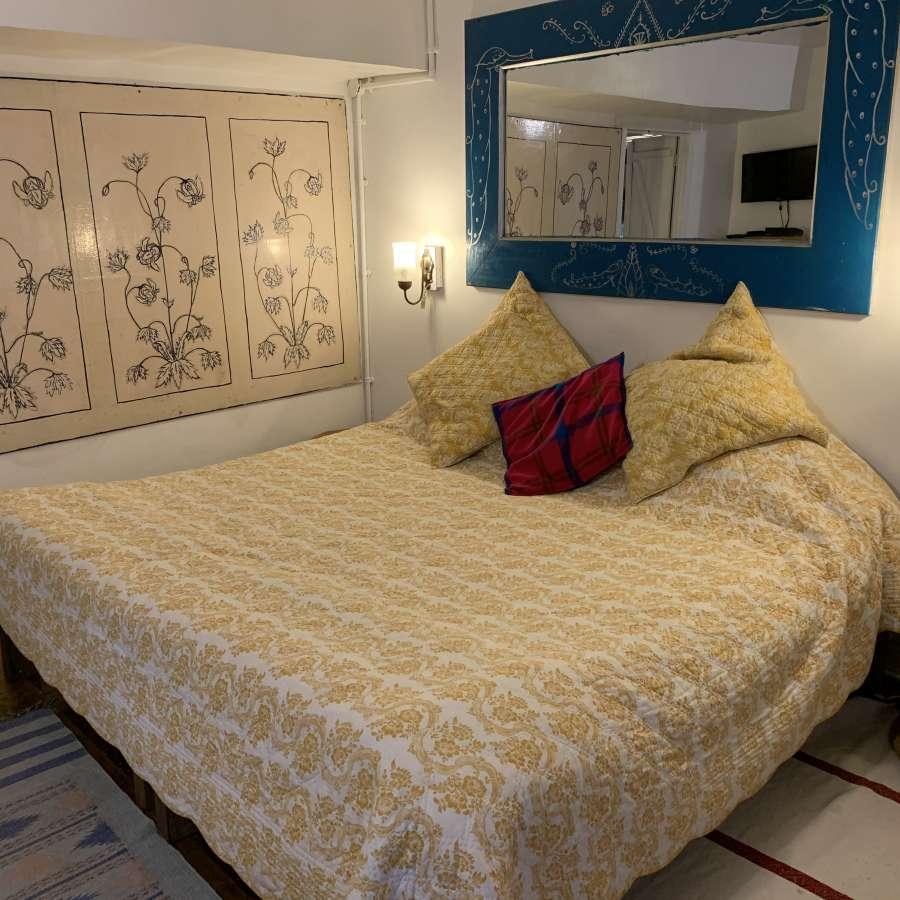 alt-text DeLuxe rooms 3 3, Bara Bungalow Jeolikote, Nainital budget hotel, hotel in Nainital
