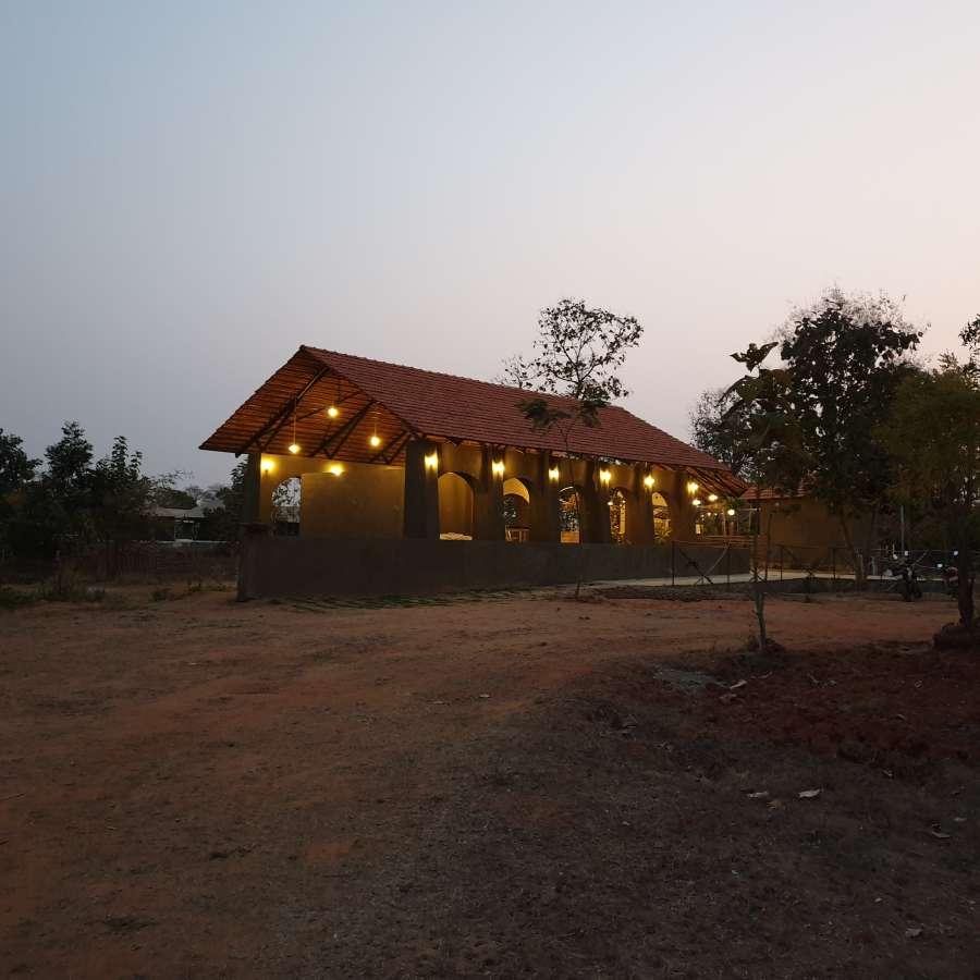 alt-text Exterior Bodhivann Resort Tadoba 6 n6jorw