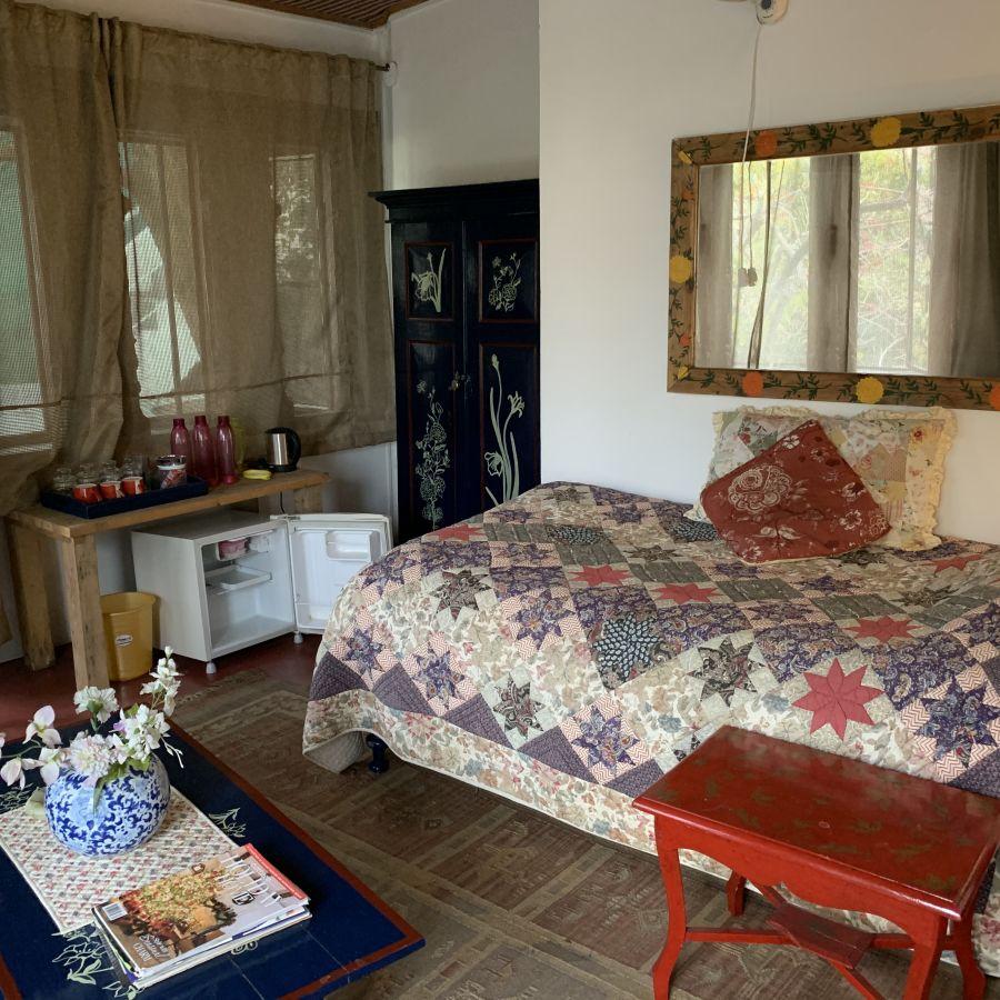 alt-text DeLuxe rooms 3 2, Bara Bungalow Jeolikote, Nainital budget hotel, hotel in Nainital