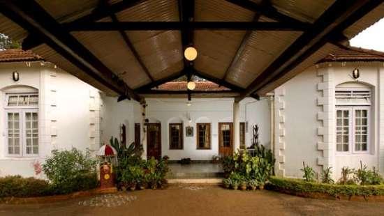 Wallwood Garden - 19th C, Coonoor  Facade Wallwood Garden Coonooor Tamil Nadu 2