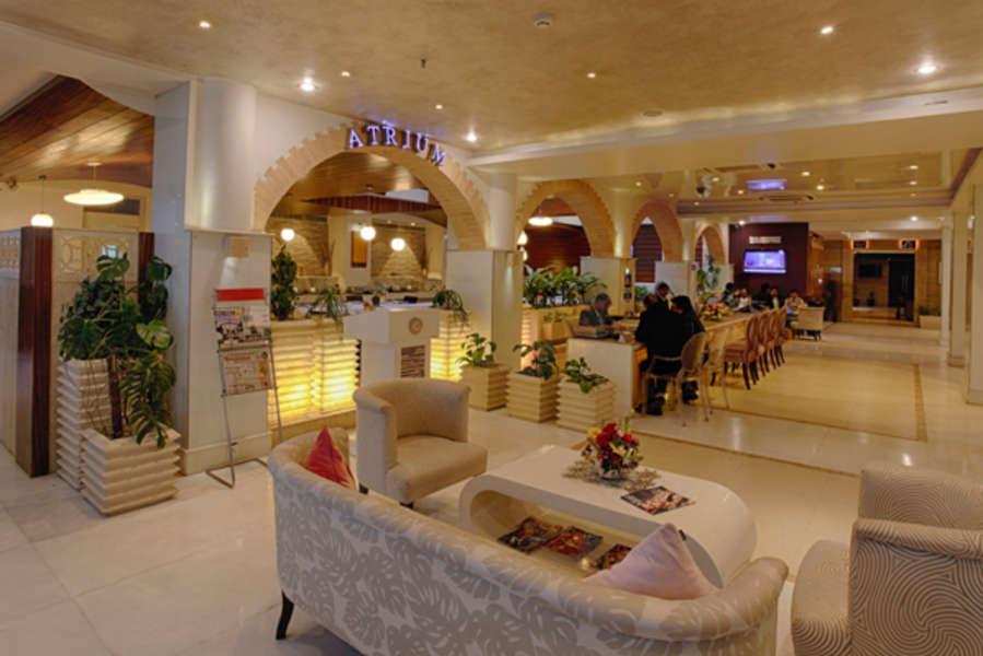 alt-text EOS Restaurant Levana Hotel Hazratganj Best Hotels in Hazratganj 3