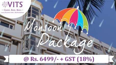 VITS Bhubaneswar Hotel Bhubaneswar Final Monsoon Package Bhubaneshwar