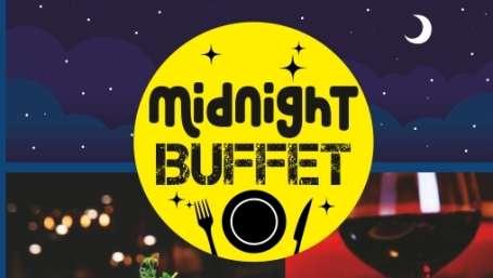 VITS Hotel, Mumbai Mumbai A5 VITS Buffet Tentcard Artwork 8 Mar 17 - Back
