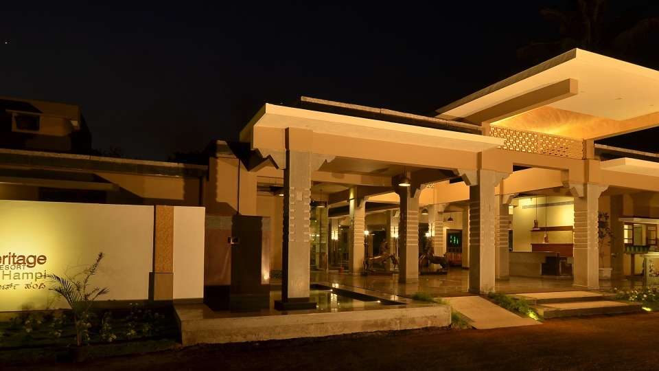 Heritage Resort Hampi Hampi Edited