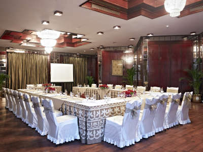 Kanchan Banquet Hall Hotel Clarks Amer Jaipur - Meeting Hall in Jaipur