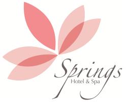 Springs Hotel & Spa, Bangalore Bengaluru Springs Logo