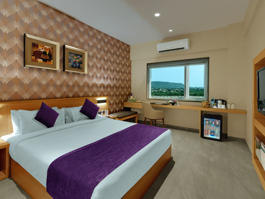 alt-text Premium Rooms at Suba Bhuj Hotels Hotel rooms in Bhuj 15