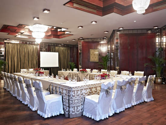 Kanchan Banquet Hall at Hotel Clarks Amer Jaipur - Best Meeting Halls in Jaipur
