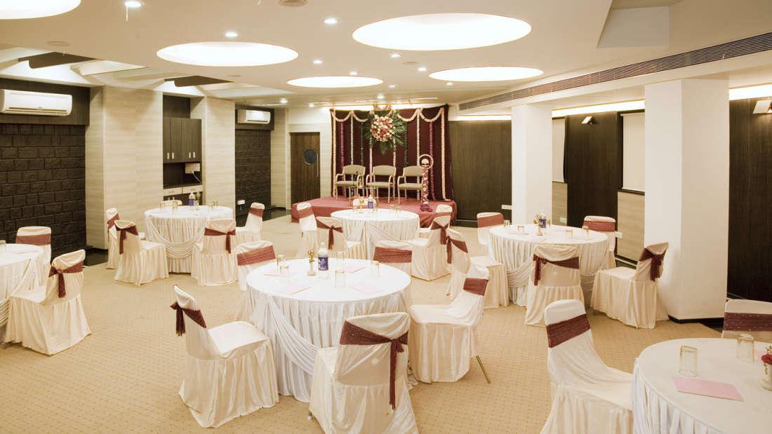 VITS Hotel, Nashik Maharashtra Topaz Hall VITS Hotel Nashik