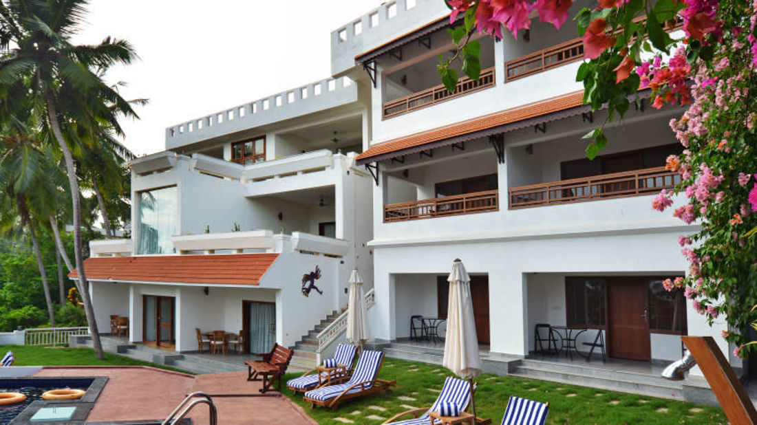 Annexe Rooms in Kovalam, Kovalam Hotel Rooms, Kovalam Turtle Annexe