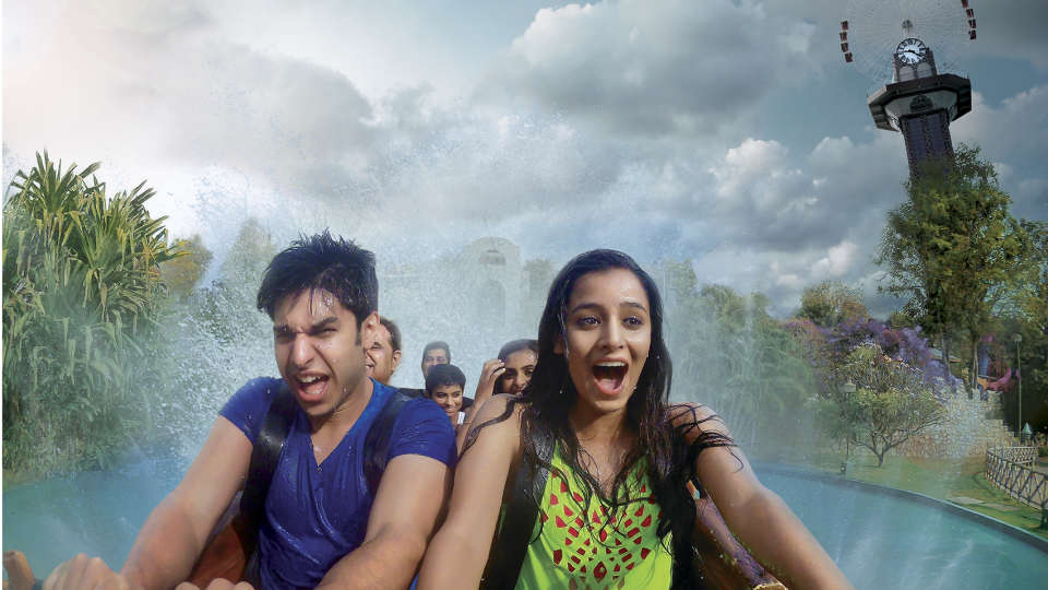 Wonderla Amusement Parks & Resort  WONDER SPLASH