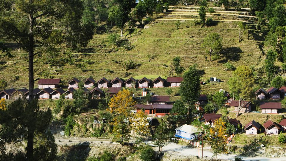 The Chardham Camps Uttarkashi