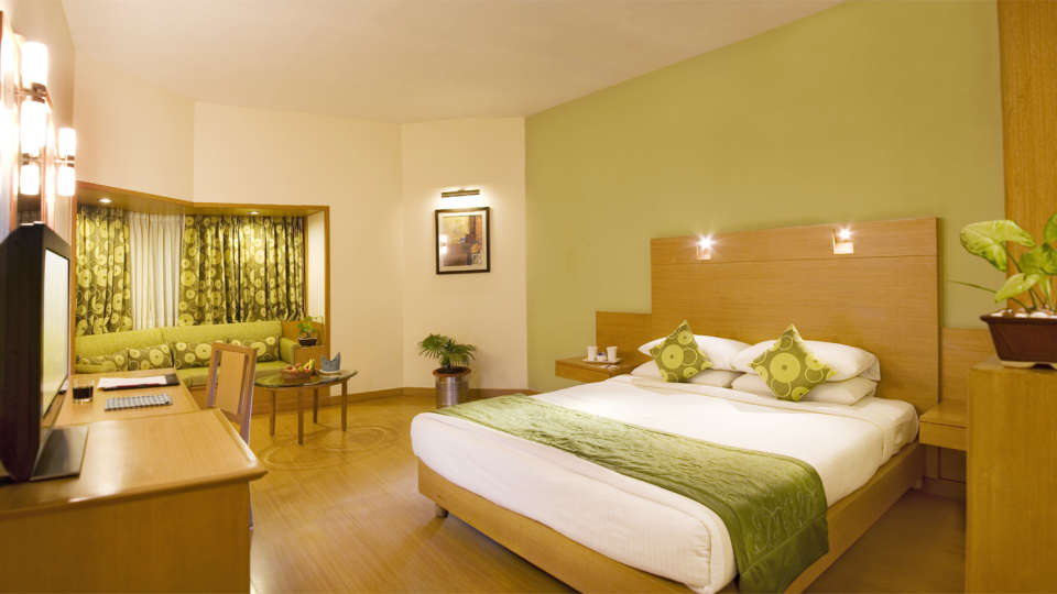 VITS Luxury Business Hotel, Aurangabad Aurangabad Club Room at VITS Luxury Business Hotel Aurangabad