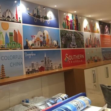 Travel Desk, Hotel Southern Grand Vijayawada, 3 Star Hotel in Vijayawada, Gandhi Nagar Hotels