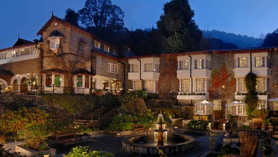 The Naini Retreat Hotel, Nainital Nainital The Nani Retreat Exterior Nainital Resort by Leisure Hotels