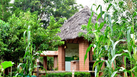Huts at Our Native Village  - resorts near bangalore 148