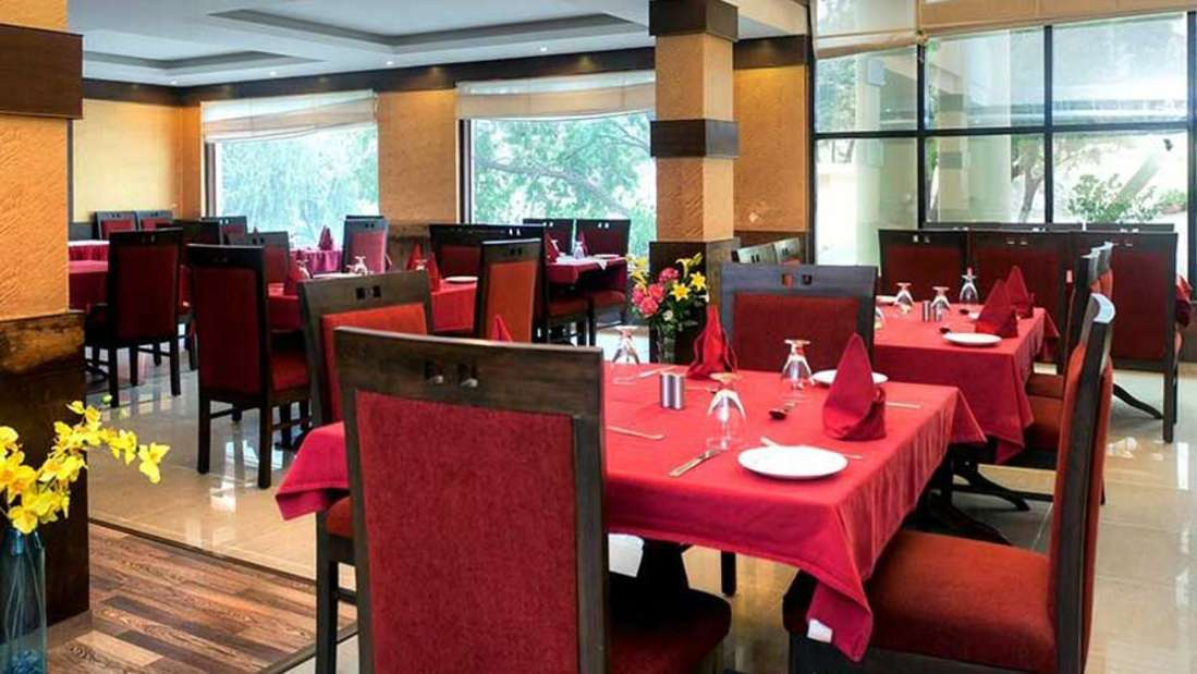 The Atrium on the Greens Katra Garam Masal Restaurant The Atrium on the Green Katra Jammu Kashmir 1
