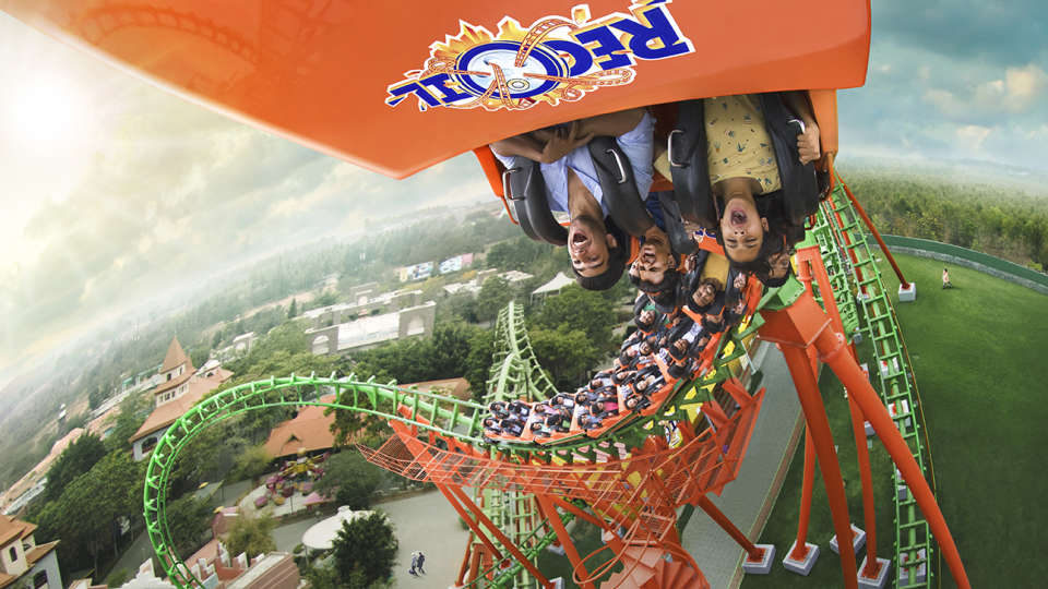 Wonderla Amusement Parks & Resort  RECOIL