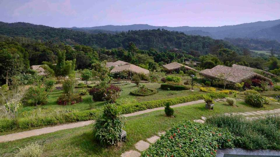 Cottage at Hotel Heritage Resort Coorg Madikeri