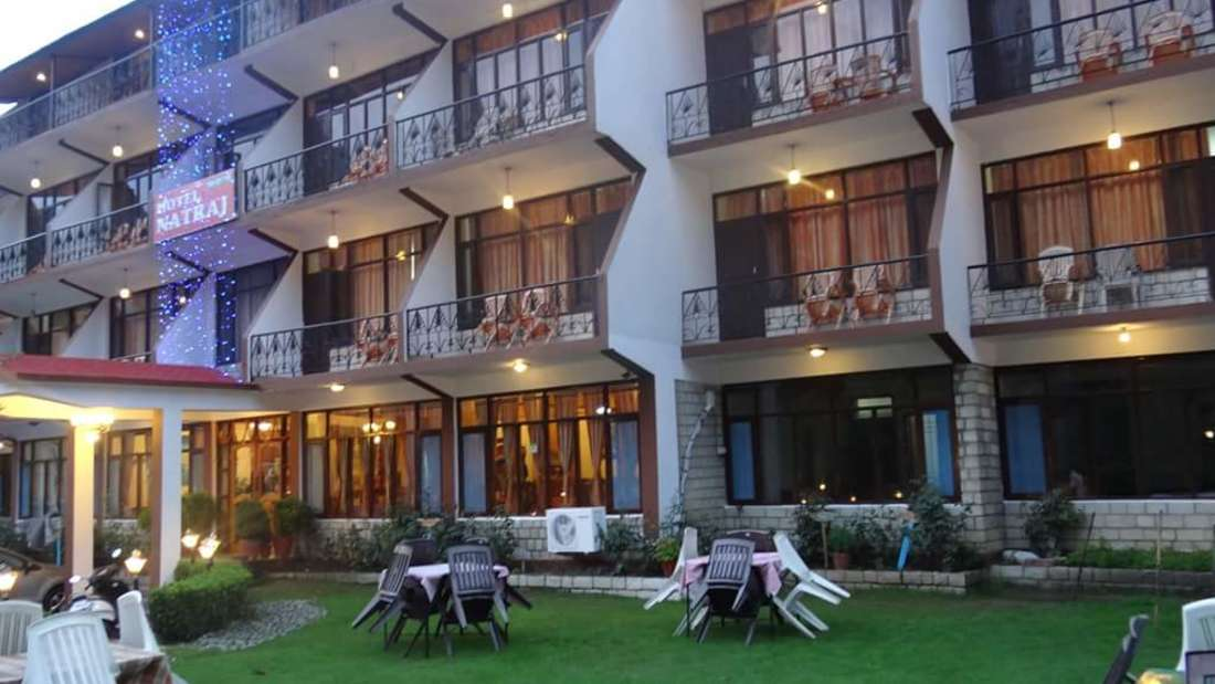Hotel Natraj, Manali Manali Na