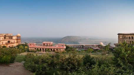 Tijara Fort-Palace - 19th Century, Alwar Alwar Tijara Fort-Palace Alwar Rajasthan 2