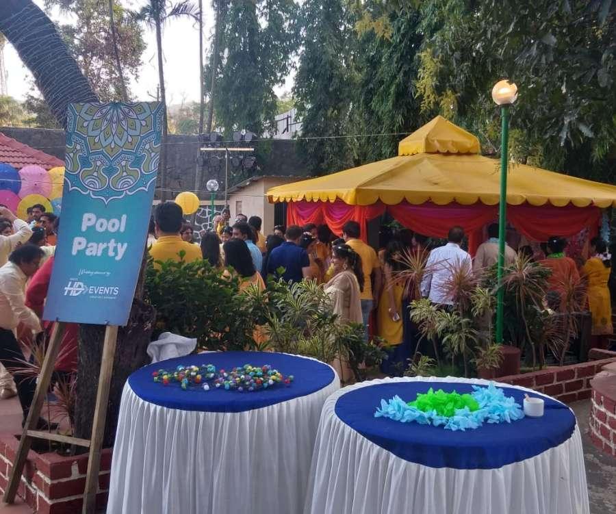 alt-text Weddings in Khandala Zara s Resort Khandala 29