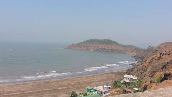 Murud Beach dapoli Ratnagiri