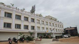 Hotel Hyderabad Grand Hyderabad Facade Hotel Hyderabad Grand Hyderabad 3