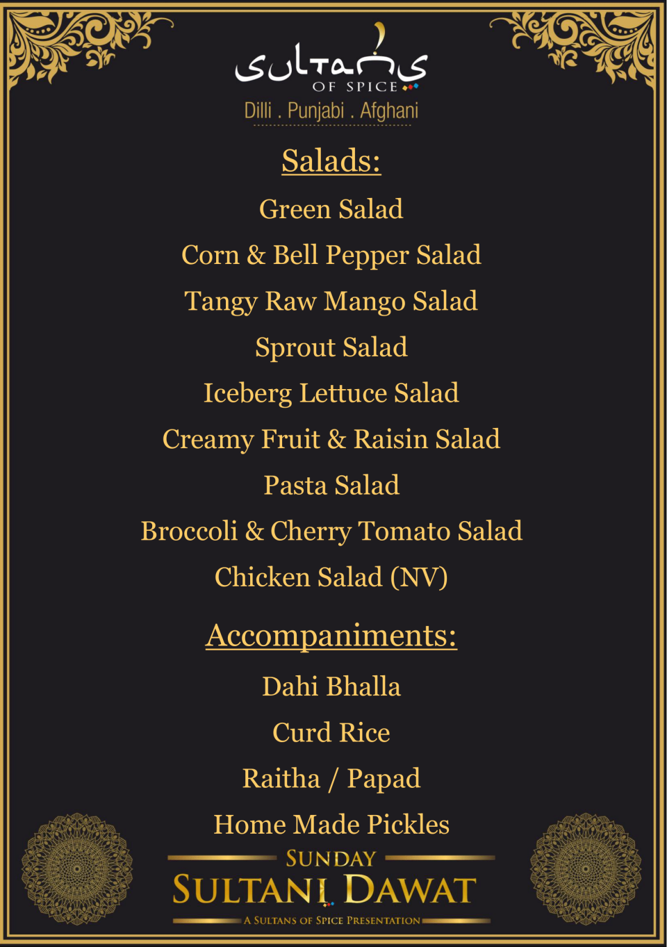 SAMPLE MENU SUNDAY SULTANI DAWAT AUG 2019 mdg02n-3