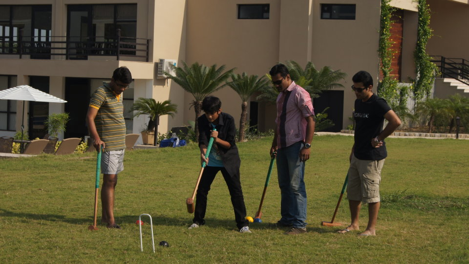 Recreation at the golden tusk ramnagar, Activities in Ramnagar 4