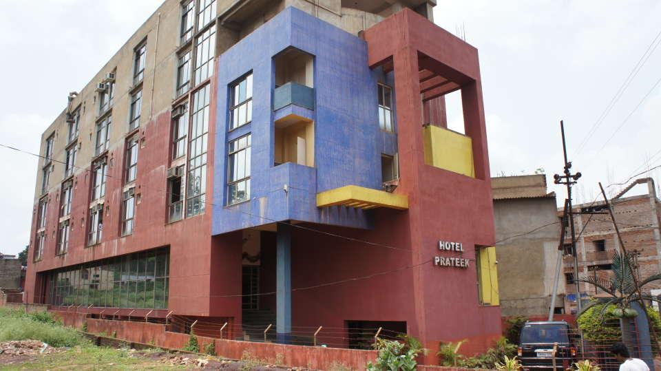 Hotel Prateek, Barbil, Odisha Keonjhar Facade Hotel Prateek Odisha