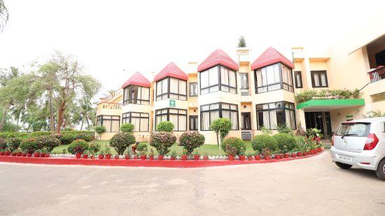 Gopalpur Facade