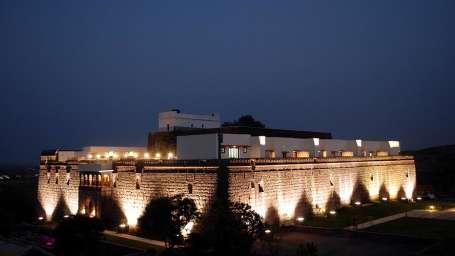 Facade of Fort JadhavGADH Resort Near Pune and Mumbai