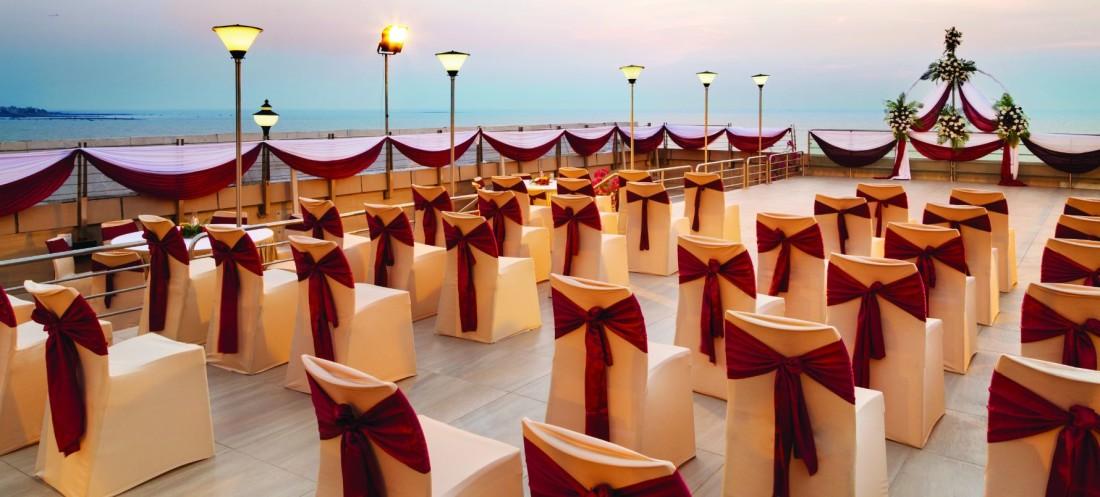 weddings at hotel ramada plaza palm grove juhu beach mumbai