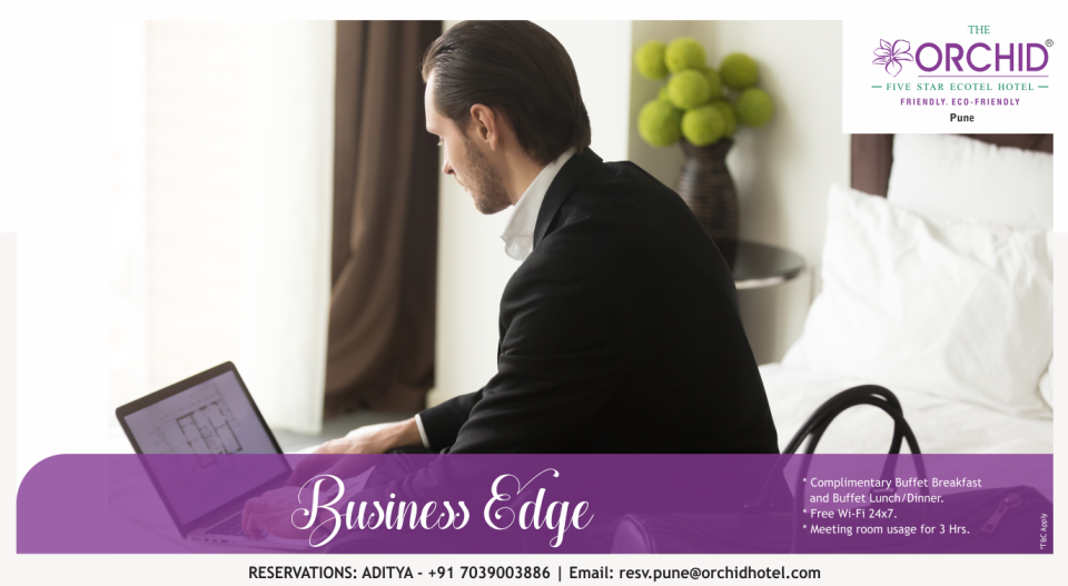 Orchid - Business Traveler Package Website