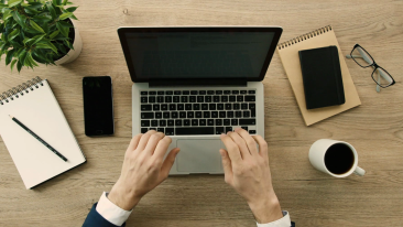 videoblocks-business-man-working-and-writing-in-laptop-on-office-desk-background-hands-top-view-slow-motion-red-epic rdwdrtwl3x thumbnail-full01