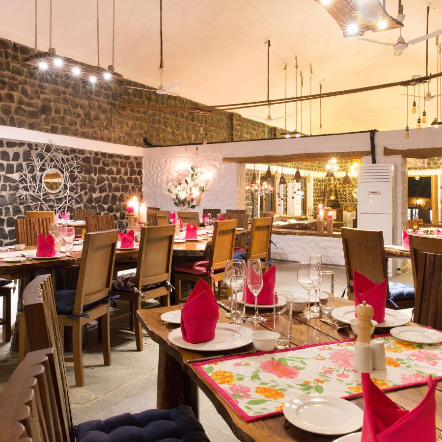 alt-text O Bite, Rosa Bandhavgarh Meadows, Restaurant in Bandhavgarh 2