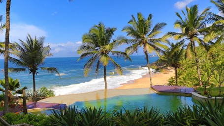 View Niraamaya Retreats Surya Samudra Resorts Kovalam
