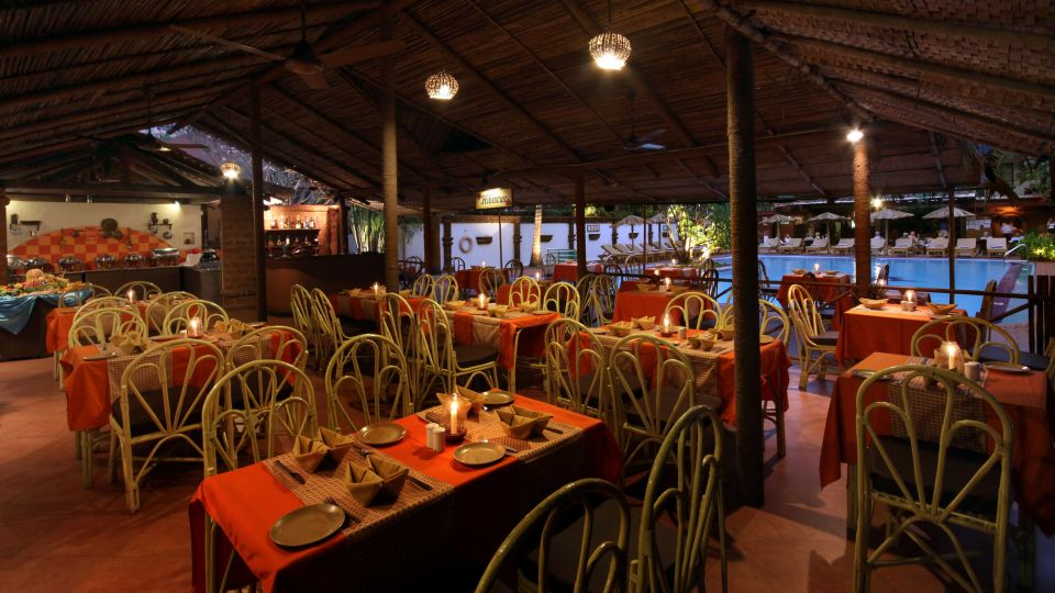 7. Sun Village Hibicus Restaurant