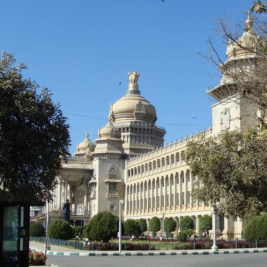 Vidhana Soudha, Mint Hotels and Resorts