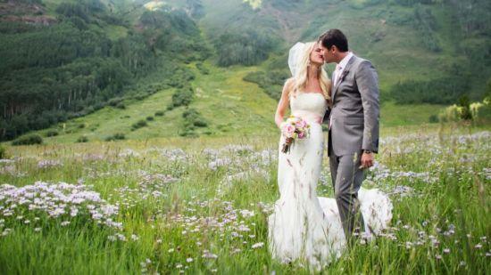 Weddings High Country Lodge Cabins